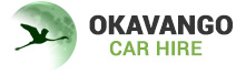 Okavango Car Hire Logo