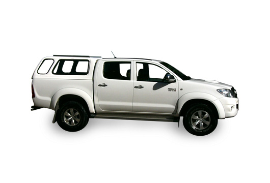Double Cab 2.5 L - Lodge